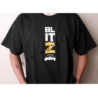 HPI Blitz poló (fekete/M)