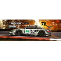 HPI RS4 SPORT 3 FLUX FALKEN TIRE PORSCHE 911 GT3 RSR