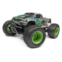 HPI 115523 GT-2XS PAINTED BODY (VAUGHN GITTIN JR)