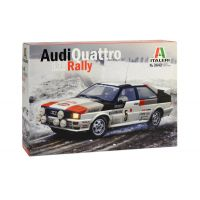 Audi Quattro Rally 1/24