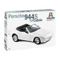 3646S ITALERI Porsche 944 S Cabrio 1:24