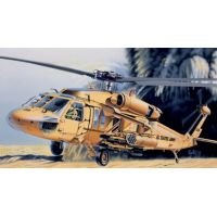Italeri UH-60  Desert Hawk 1:72