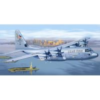 Italeri 1255 C-130 J HERCULES PRM EDITION