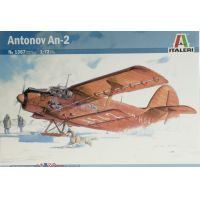 Italeri 1367 ANTONOV An-2