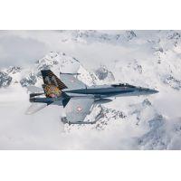 Italeri 1394 F/A-18 Hornet Tiger Meet 2016