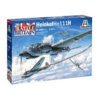 Italeri 1436s He 111 H-6 repülő makett
