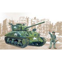 Italeri 0225 Sherman M4-A1