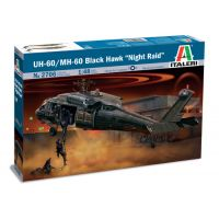 Italeri 2706 UH-60/MH-60 BLACK HAWK
