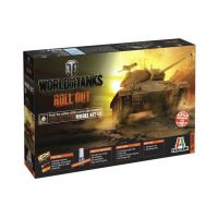 Italeri 36504 M24 CHAFFEE World of tanks