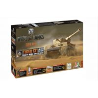 Italeri 36512 Tiger 131 World of Tanks
