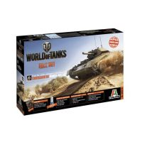 Italeri 36514 Crusader III World of Tanks