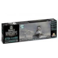 Italeri 46501 German Battleship Bismarck World of Warships