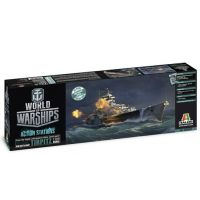 Italeri 46504 Tirpitz World of Warships