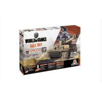 Italeri 56501 Pz.Kpfw.VI Tiger World of Tanks