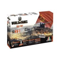 Italeri 56505 KV-1 / KV-2 World of Tanks