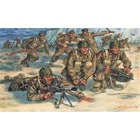 Italeri 6064 WWII - BRITISH COMMANDOS