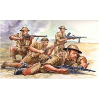 Italeri 6077S British 8th Army (WWII)