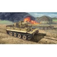 Italeri 6557 PzKpfw VI Ausf.E Tiger Early Prod.