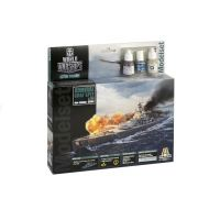 Italeri 74003 Admiral Graf Spee World of Warships