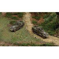Italeri 7510 M3 75mm Gun Motor Carriage