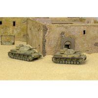 Italeri 7514 Sd.Kfz.161 Panzerkampfwagen IV F1-F2 1:72