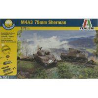Italeri M4A3 Shermann