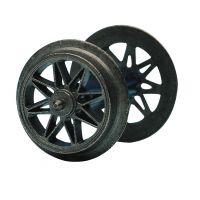 Roco 40190 Küllős kerék, 11 mm, osztott tengelyű, 2 db