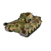 King Tiger RC Tank Henschel Torony