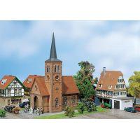 Faller 130239 Kisvárosi templom, patinásított