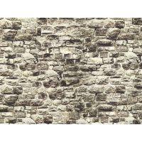Noch 57510 Dekorlap, kőfal, gránit, 32 x 15,5 cm