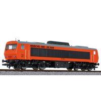 Liliput 132051 Dízelmozdony DE 2500 BR 202 003-0, Henschel/BBC DB IV