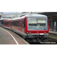 Liliput 163203 Dízel motorvonat BR 628.4/928.4 Wuppertal, DB AG V