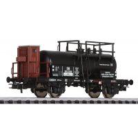 Liliput 235390 Tartálykocsi fékházzal, vegyianyag-szállító, DB III