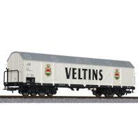 Liliput 235655 Hűtőkocsi sörszállító, 'VELTINS', DB IV