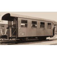 Liliput 344355 Személykocsi Bi/s 3886 osztott ablakos ÖBB III-V