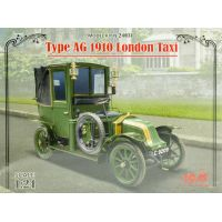 London Taxi 1910