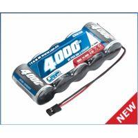 LRP 430609 LRP XTEC 1/5 RX-pack Straight SubC NiMH - JR - 6.0V - 4000mAh