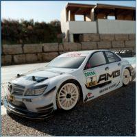 LRP S10 Blast TC Mercedes DTM