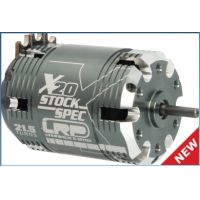 LRP X20 21,5T StockSpec brushless motor