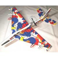 LSJ006D elektromos szabadonrepülő habgép