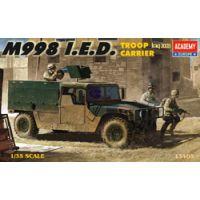 M998 I.E.D. Gun Truck 1:35 Academy