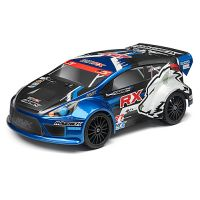 Maverick MV28070 RALLY PAINTED BODY BLUE WITH DECALS ION RX