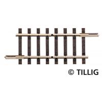 Tillig 83150 Megszakítósín 41,5 mm, kétoldalt átvágott
