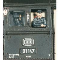 Roco 40001 Mozdonyvezető és fűtő figura 6 db