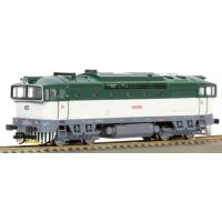 MTB TT750-043 Dízelmozdony 750 043, 'Búvár', CD V