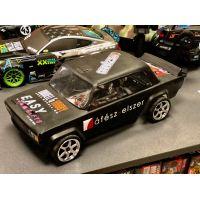 Garázs.TV LADA VFTS 1/10 elektromos rally modellautó (Maverick Strada TC alapokon)