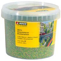 Noch 08370 Szóróanyag lombozathoz, bokorhoz, virágos mező, 200 g