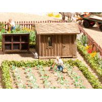 Noch 14109 Lézervágott kerti gyümölcsök, 34 db