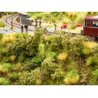 Noch 23102 Vasúti töltés növényzet építőkészlet