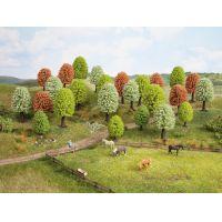 Noch 26806 Virágzó fák, 5-9 cm, 25 db